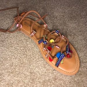 b2ca65f7a3e Mossimo Supply Co. Shoes - NEW Women s Kayla Gladiator Sandals Mossimo
